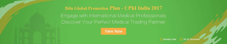 CPhI India 2017-Drugdu.com Global Promotion Events